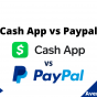 Cash App vs PayPal, June 2021