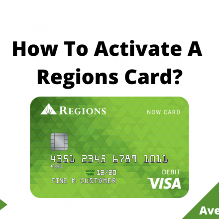 How to Activate A Regions Card, June 2021