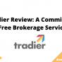 Tradier Review A Commission Free Brokerage Service, June 2021