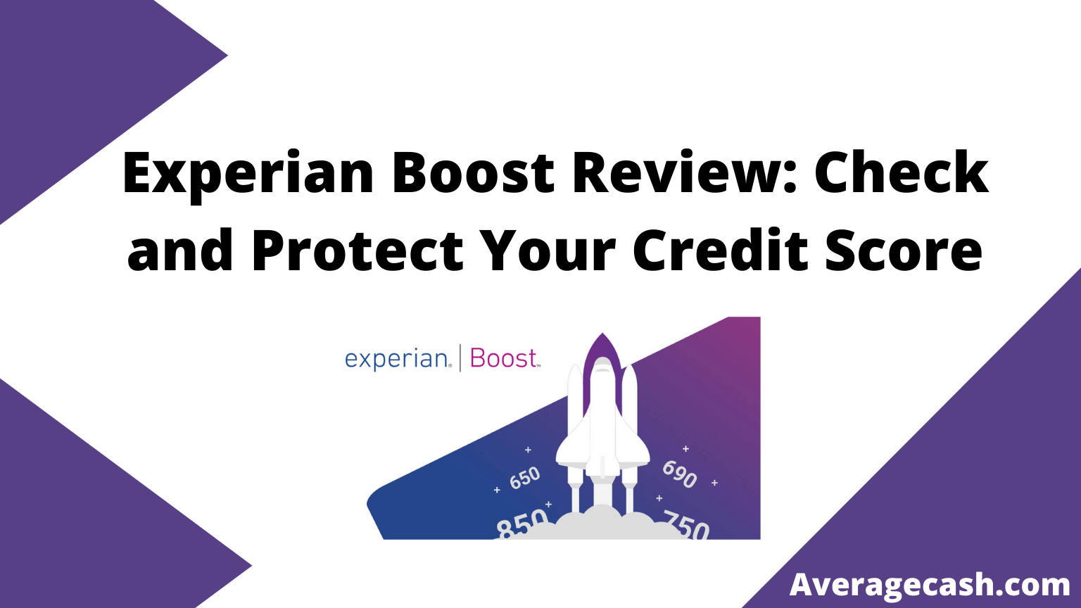 Experian Boost Review Check and Protect Your Credit Score, September 2021